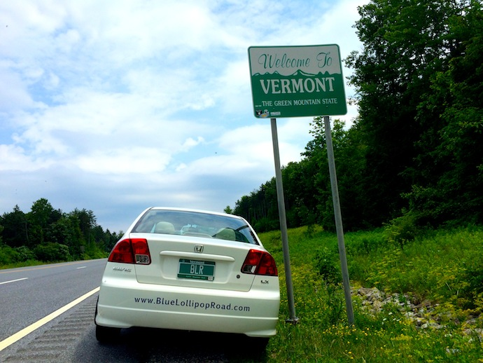 VT Border