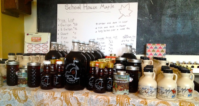 Schoolhouse treats