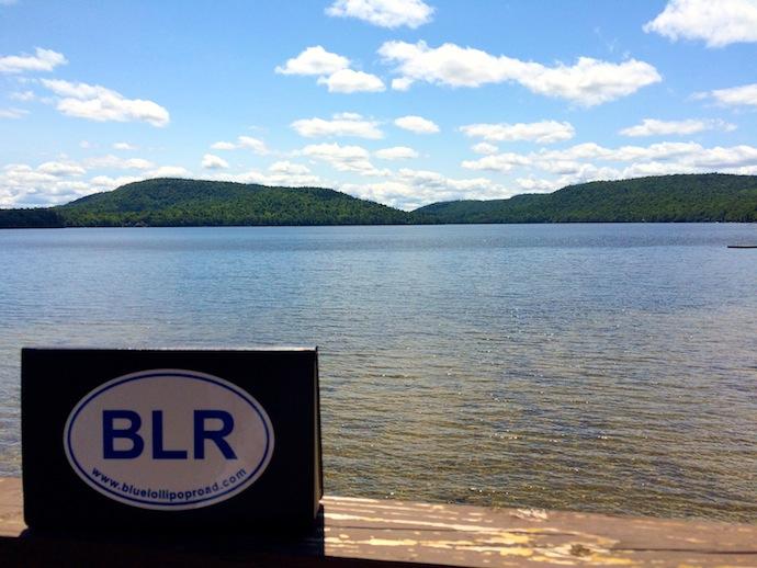 BLR at Little Moose Lake