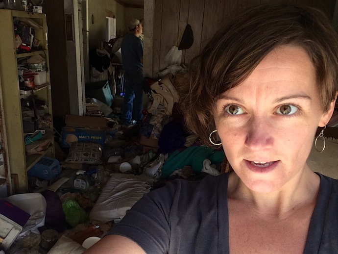 Hoarded House - Diane