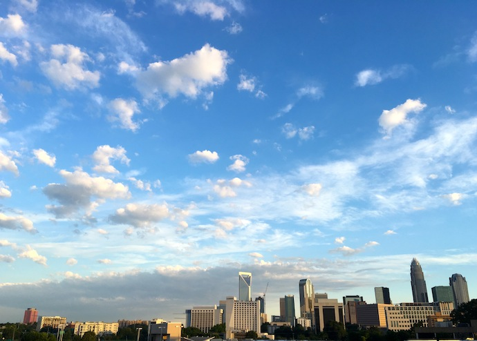 CLT Skyline