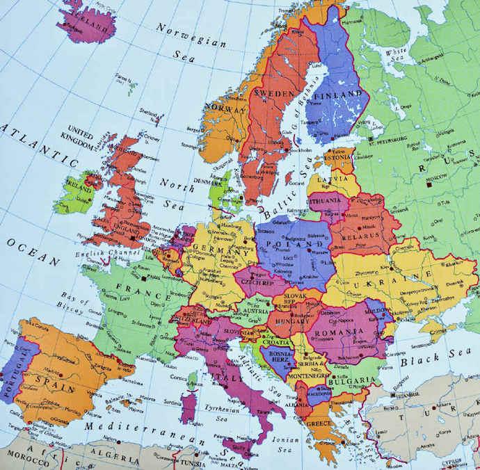 Go to Europe