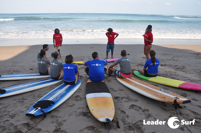 LeaderSurf Instructors