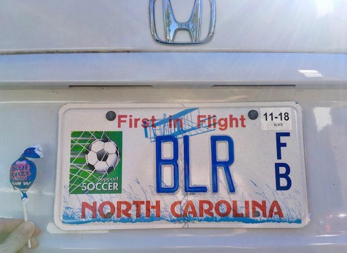 BLR Tags NC