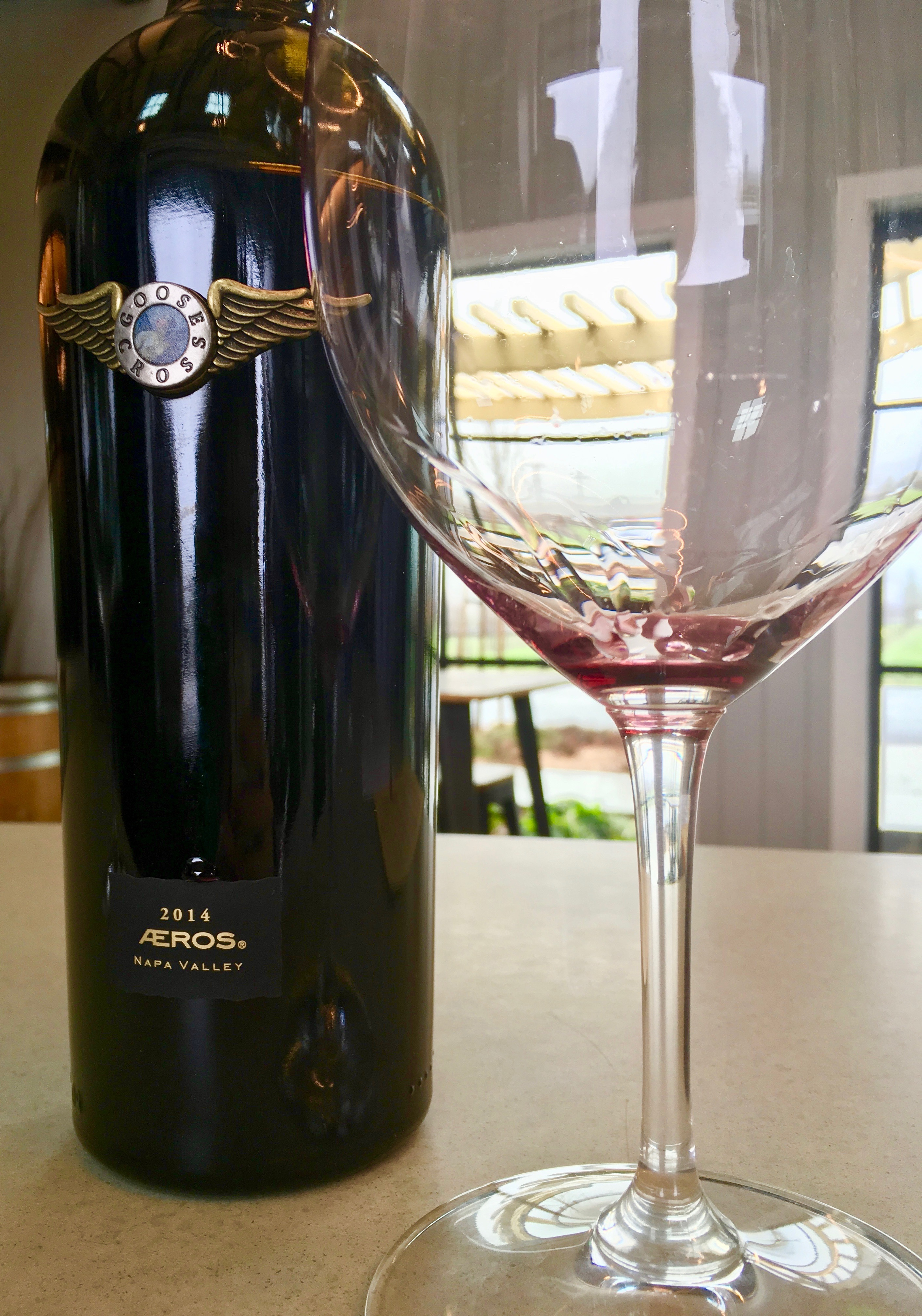 Goose Cross Wine